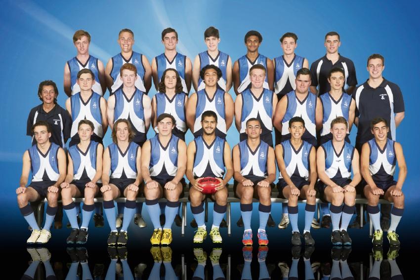 The Bullcreek Leeming Junior Football Club Year 11 side.