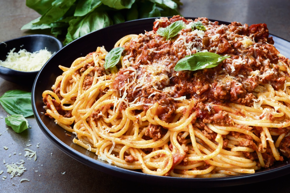 Hearty and delicious - spaghetti bolognese is the perfect winter warmer.