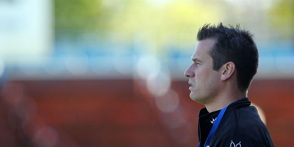 Sorrento coach Jamie Harnwell. Picture: Will Russell/Getty Images