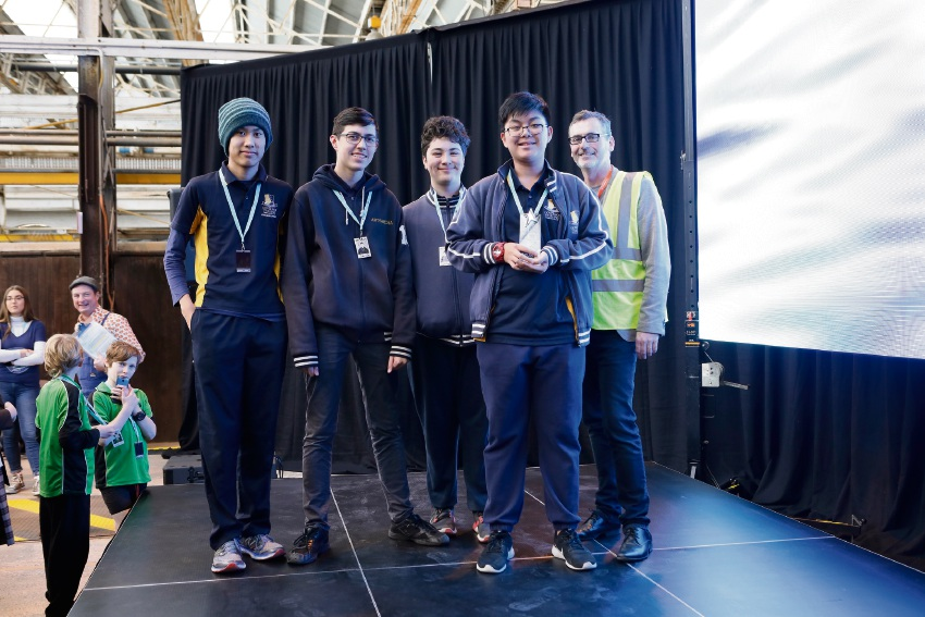 HackED 2017 – Midland Railway Workshops hosts showcase for new apps