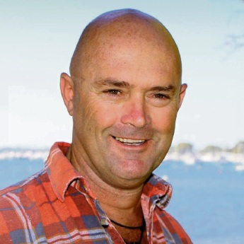 Peter Lyndon-James is hoping to be elected to the City of Swan council in October.