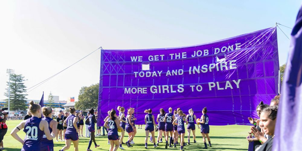 AFLW: Fremantle Dockers hosting try outs for 2018 draft hopefuls