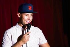 Comedian Ben Darsow.
