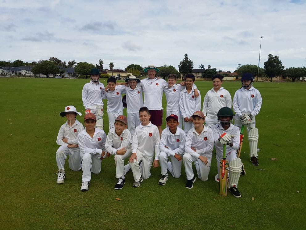 Noranda Junior Cricket Club under-12s team