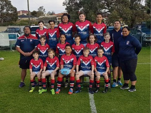 Fremantle Roosters' under-12s.
