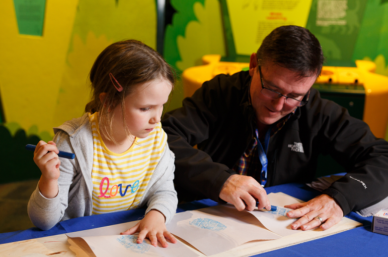 Scitech: Free entry for dads on Father's Day!