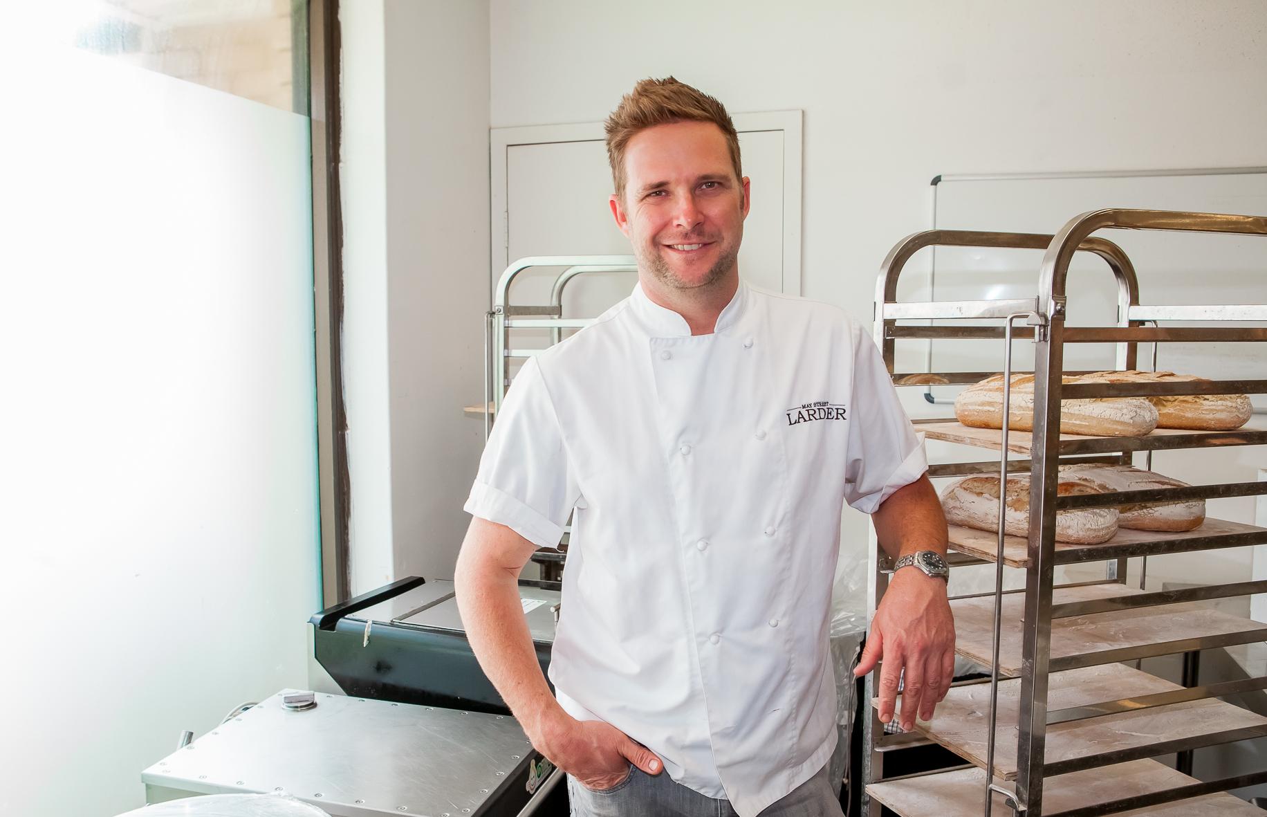 Kombucha Larder Series with Executive Chef Scott Bridger
