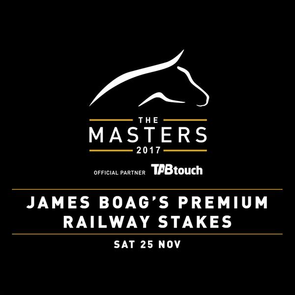 James Boag's Premium Railway Stakes