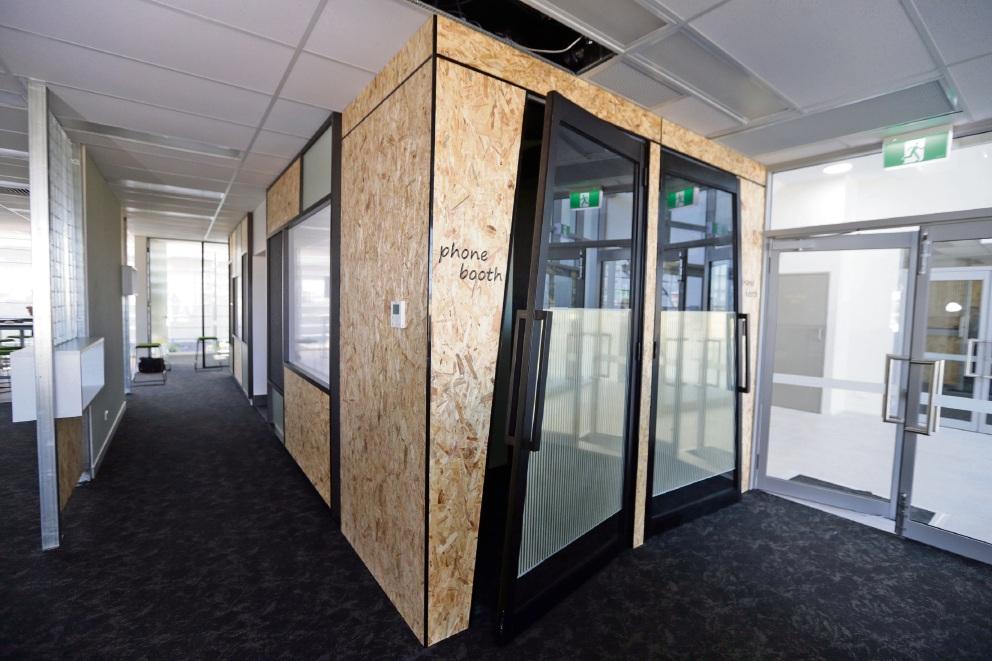 Yanchep enterprise platform Y-hub opens