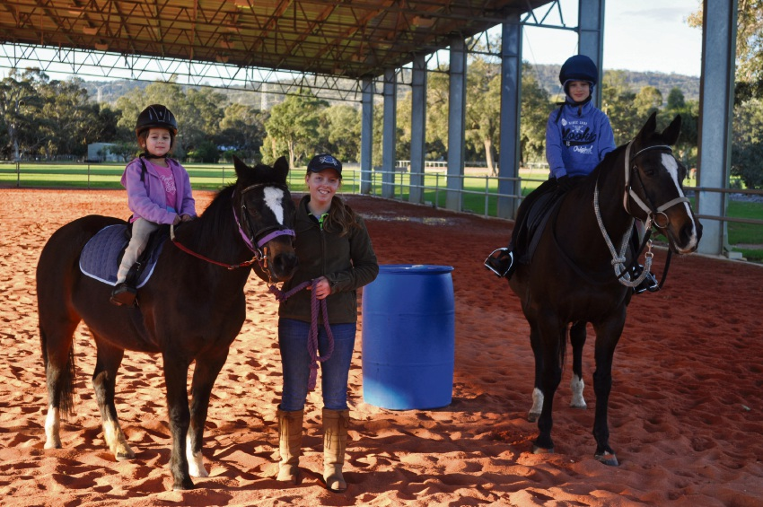 Riding For The Disabled Association Orange Grove Secures