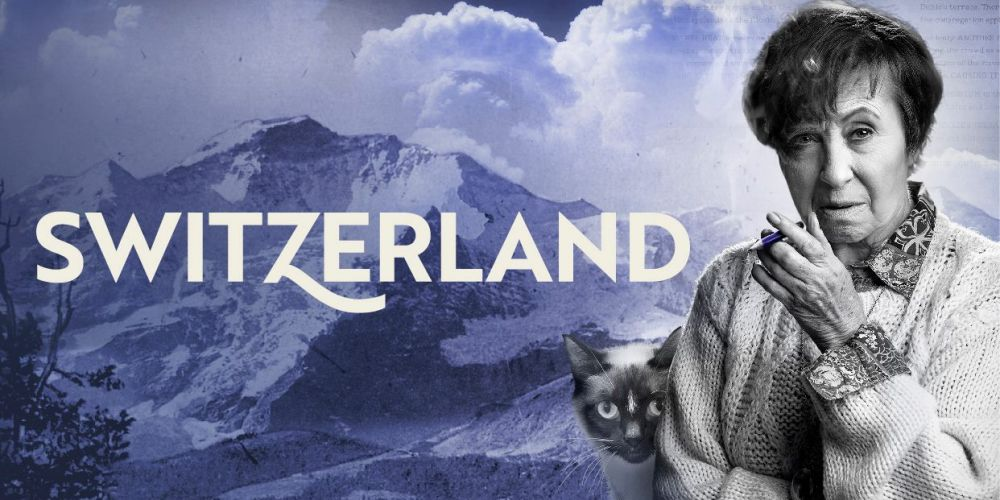 Black Swan Theatre Live Broadcast – 'Switzerland'