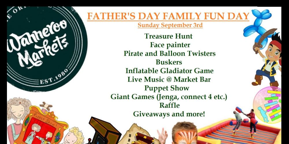 Father's Day Family Fun Day