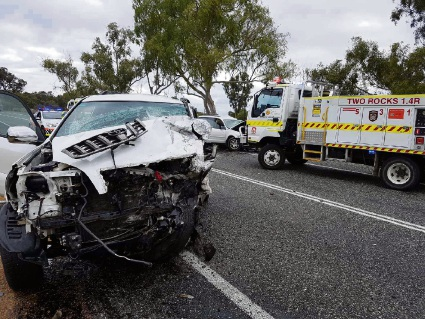 Insurance giant urges vigilance on roads after WA suffers devastating start to 2018