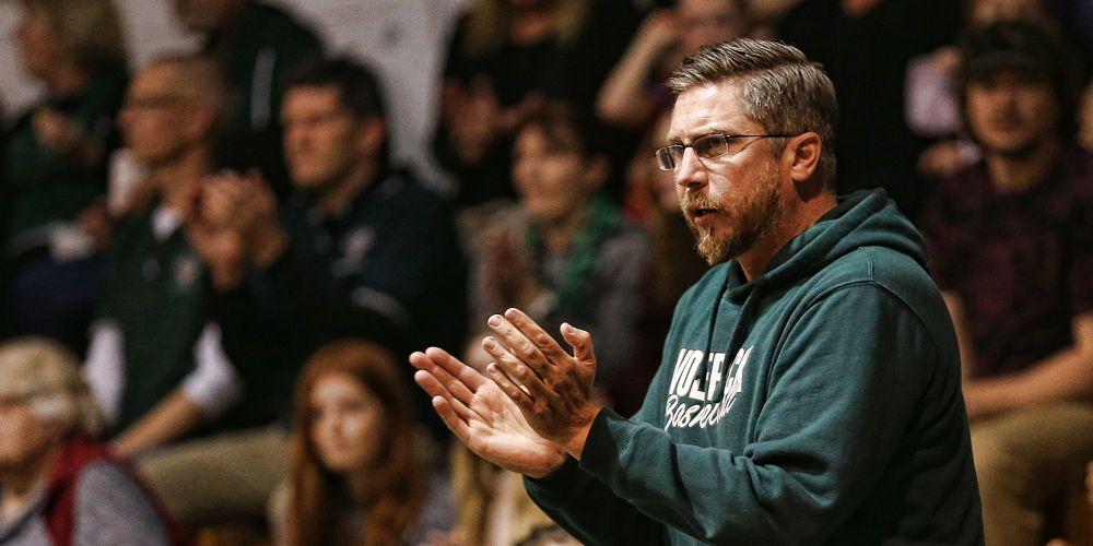 Wolves coach Ben Ettridge. Picture: Michael Farnell, sportsimagery.com.au