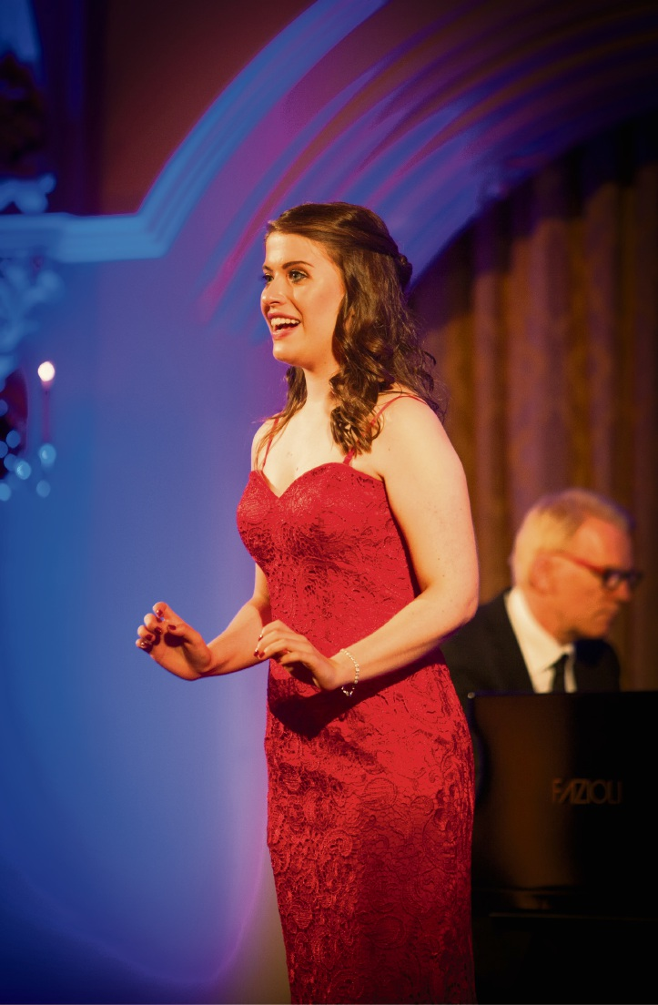Canning Vale soprano Magda Lisek relishing chance to perform at Government House Ballroom