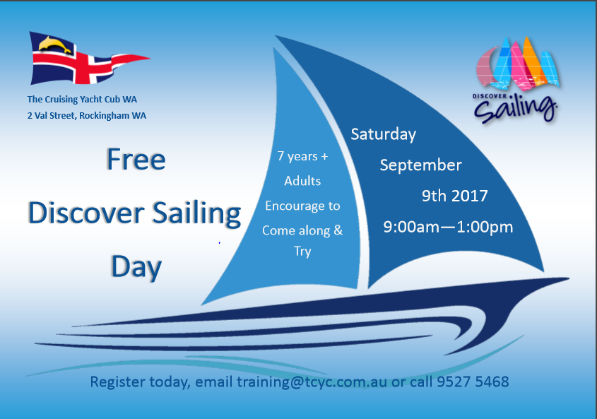 Try Sailing Day