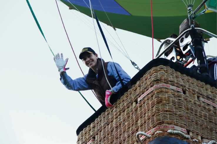 Visitor numbers to balloon as national championships take to skies over Avon Valley