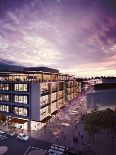 Work started on $270m Kings Square redevelopment