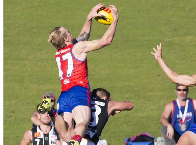 West Perth face Swan Districts this weekend. Picture: Dan White