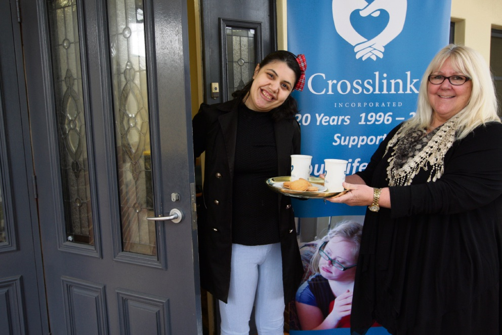 Crosslinks disability support service in Midland opening doors to community this month