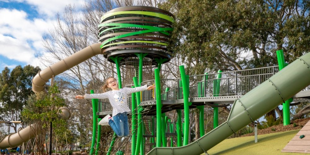 Brabham: party to celebrate launch of Jungle Park at Whiteman Edge