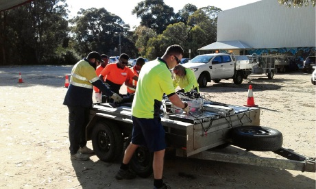 City of Joondalup's e-waste day sees tonnes dropped off