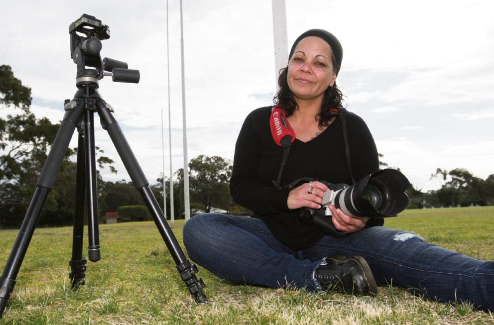 Stratton director Kelli Cross.