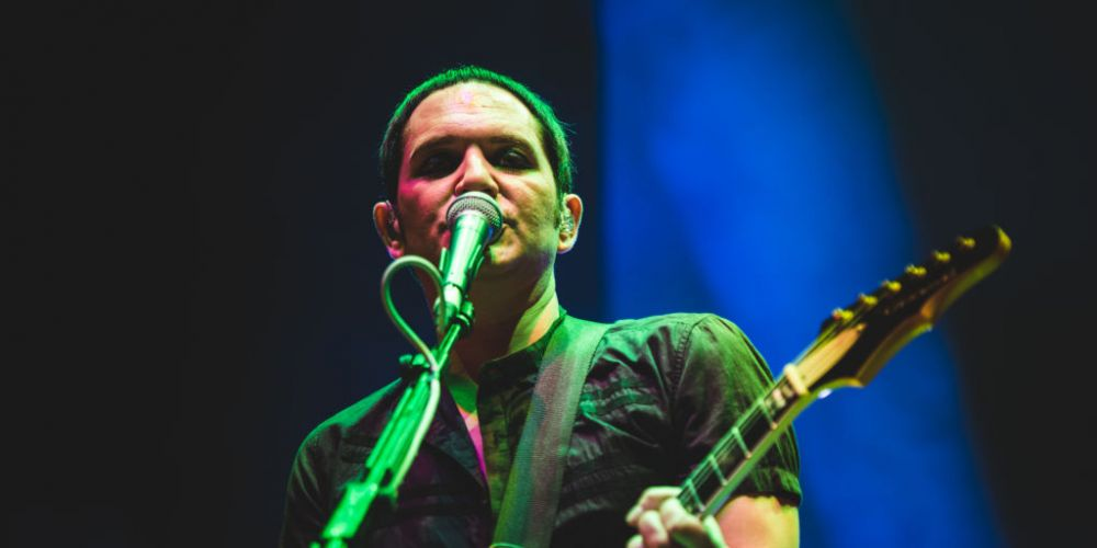 Brian Molko. Photo: Getty