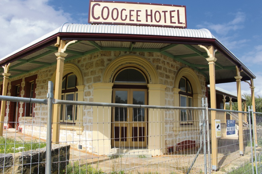 The sale of the Coogee Hotel site is expected to be finalised by the end of the year.