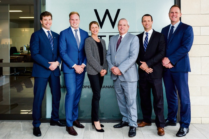 John Hunter joins William Porteous Properties International team