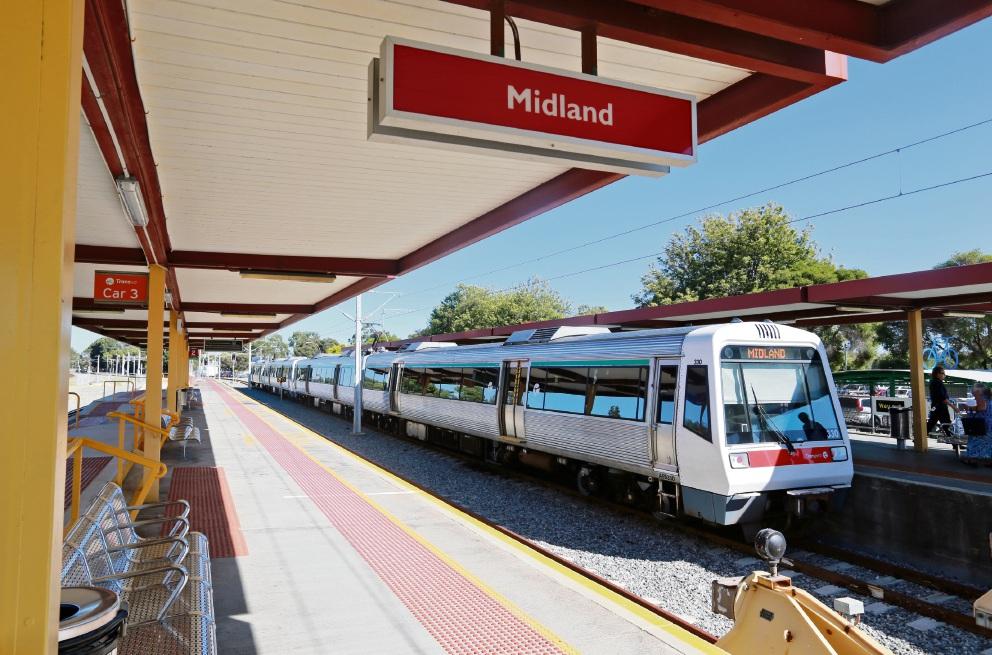 WA Budget 2017: State Govt commits $28.2m to move Midland train station