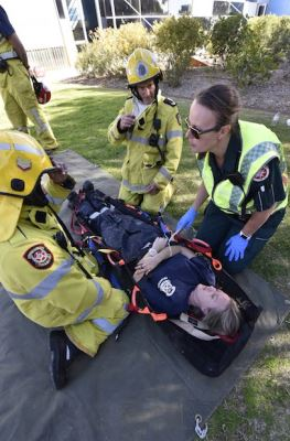 Warnbro: mock exercise at Aqua Jetty tests emergency crews