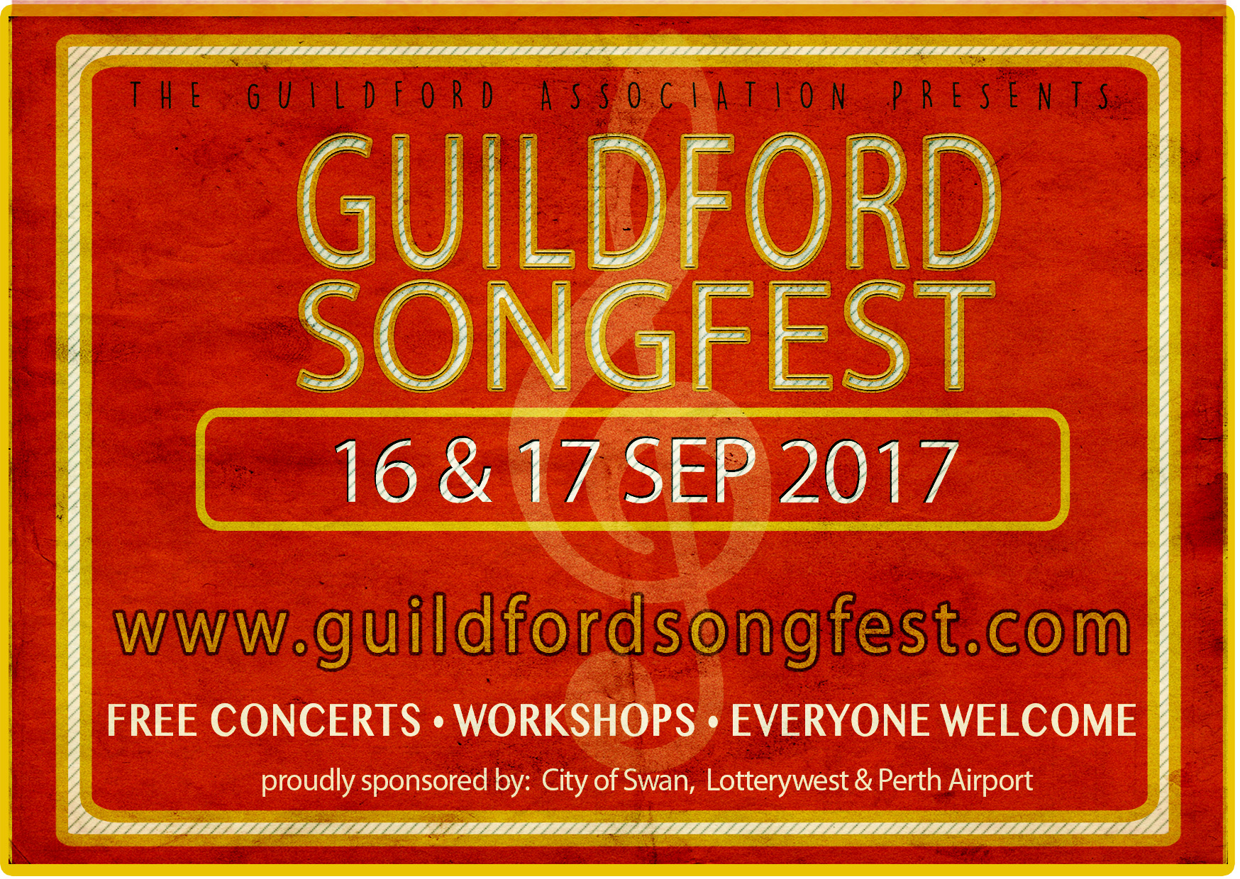 Guildford Songfest