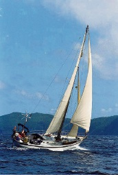 Globe-trotter: Kevin Farebrother will attempt to sail around the globe solo, non-stop and unassisted next year.