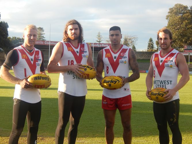 South Fremantle faces Subiaco for a spot in the WAFL grand final.