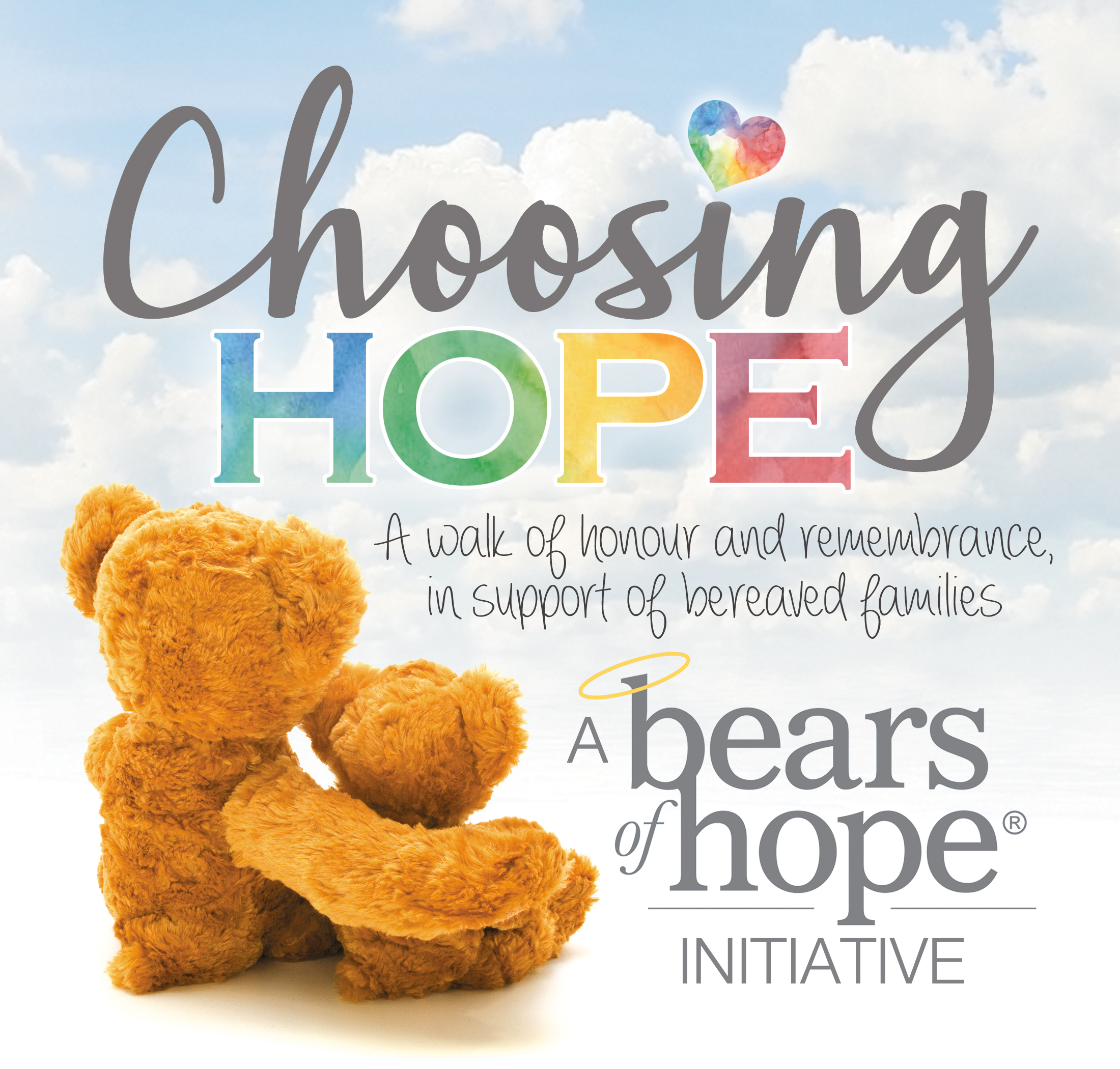 Choosing Hope: a walk of honour and remembrance in support of bereaved families