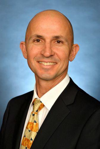 South ward councillor John Rifici.