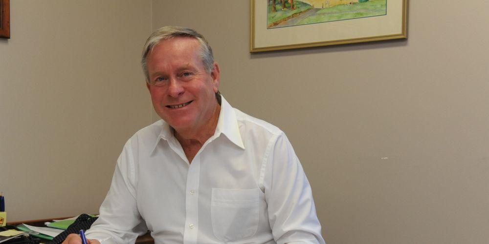 Former premier Colin Barnett. Photo: Jon Bassett