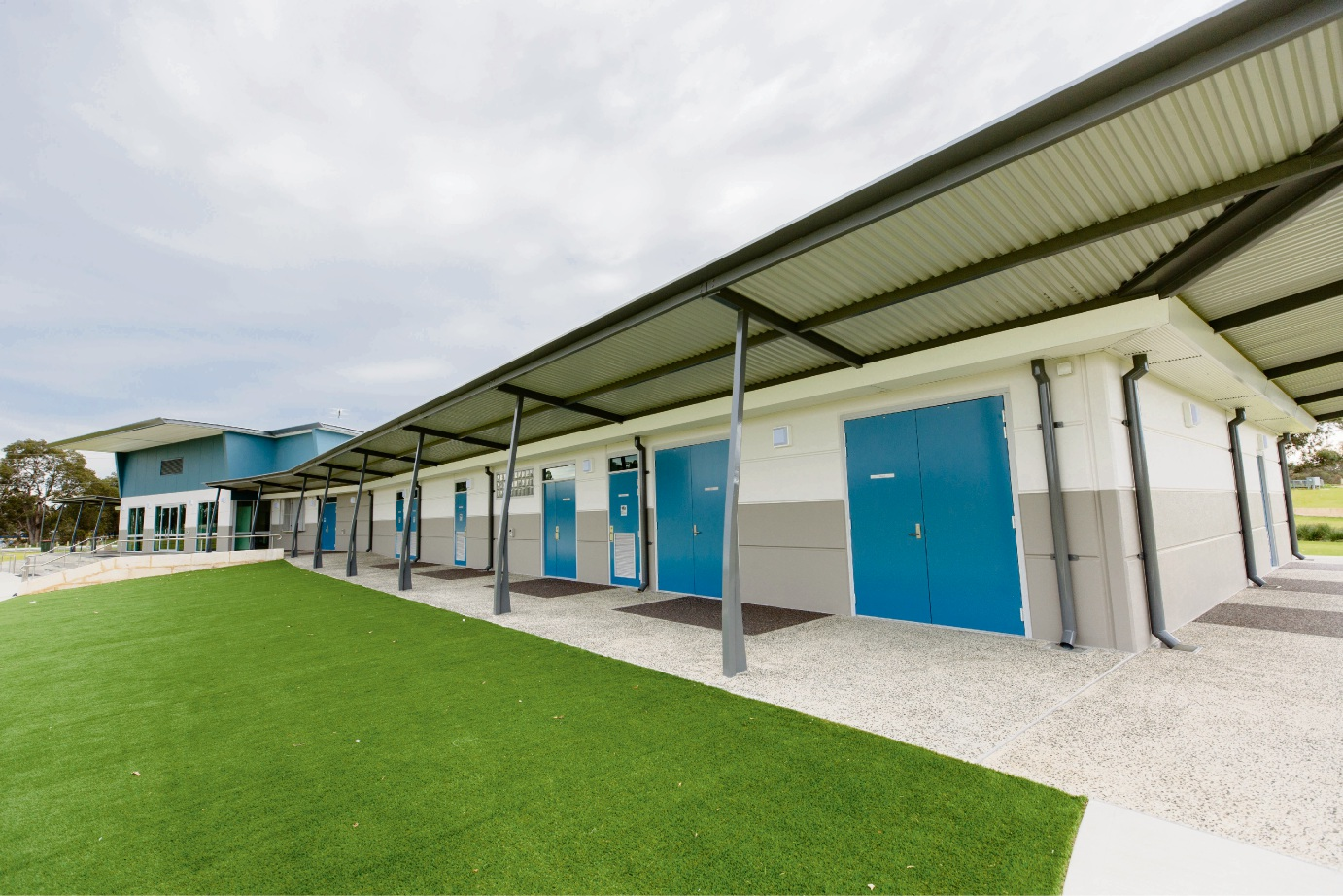 $4m Baldivis South Sports Pavilion opened