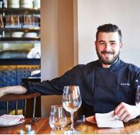 Hunter & Barrel executive chef Peter Popow.