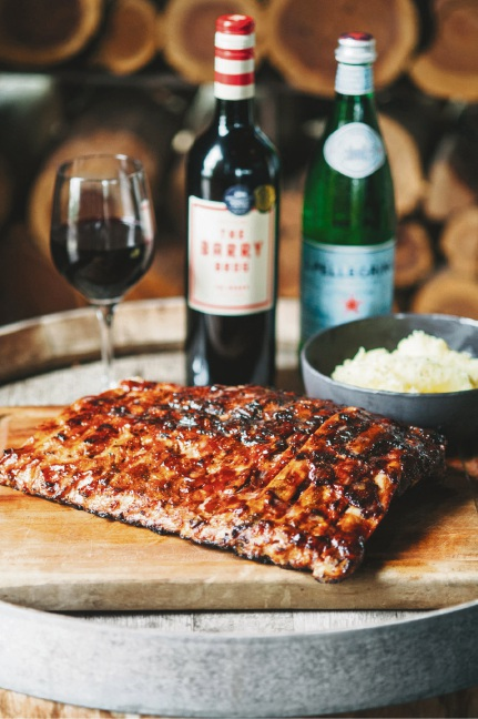 Whitford City's Hunter & Barrel a treat for meat lovers