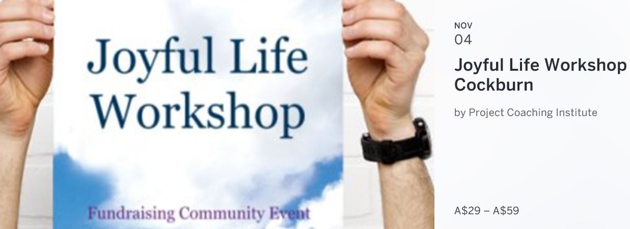 Joyful Life Workshop