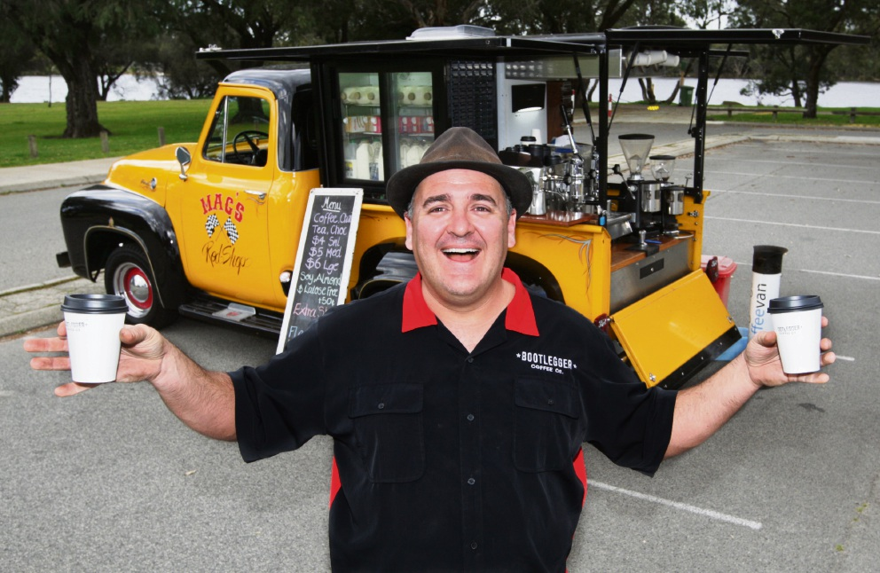 Additional parks 'vital' to growing food van industry in City of Bayswater, says operator