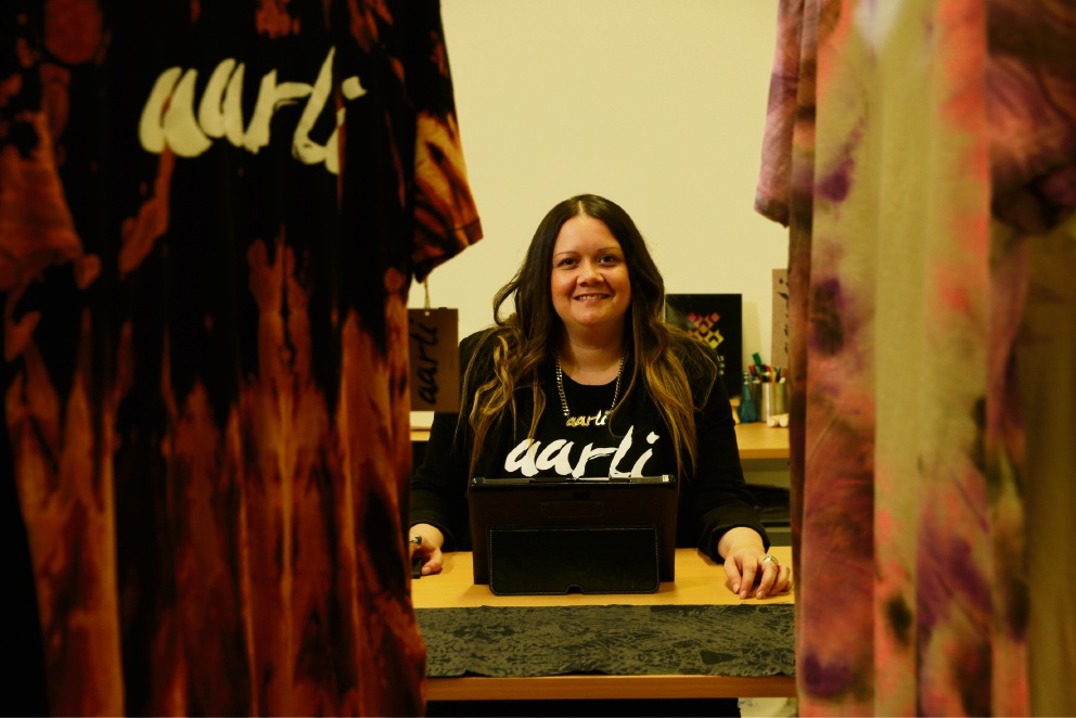 Bibbulmun Bardi Exhibtion: Morley designer teams up with State Library of WA for latest project