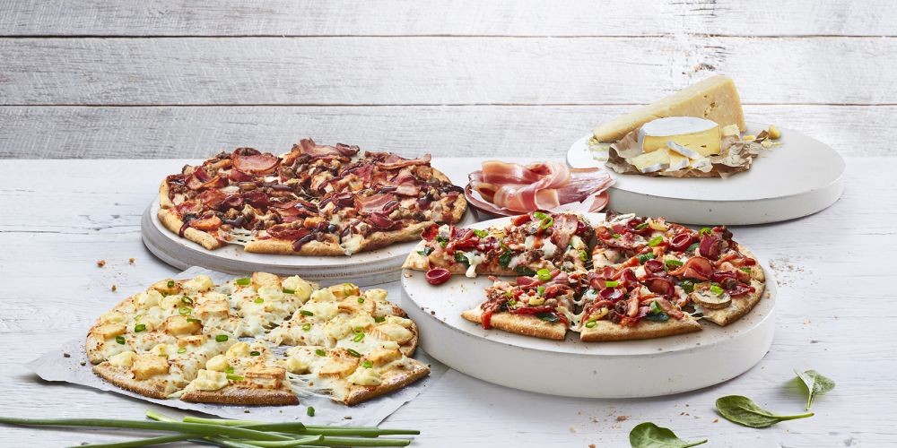 Domino's is giving away a whole lotta pizza.