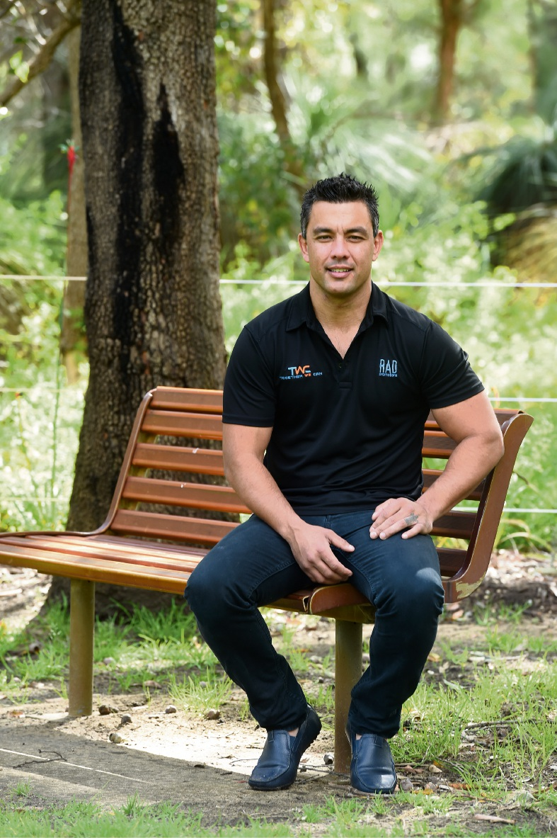 Ex-Eagle Daniel Kerr signs on as Life Education Ocsober ambassador