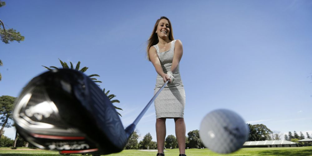 Scarborough resident Lauren Chaplin (designer) is launching her new collection at Royal Perth Golf Club next month.