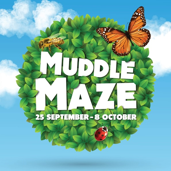 Muddle Maze at Cockburn Gateway