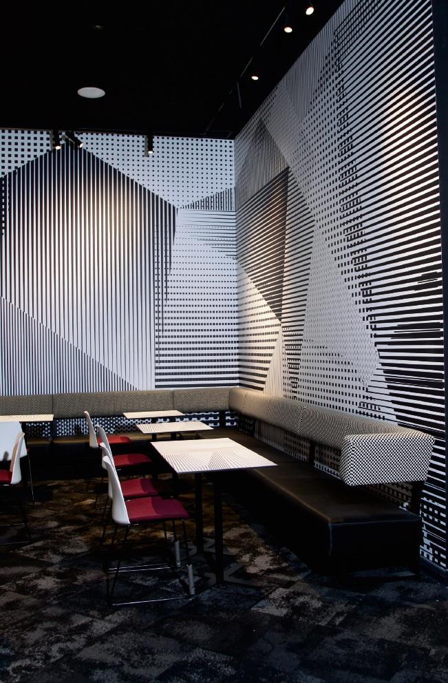 Vmax lounge.