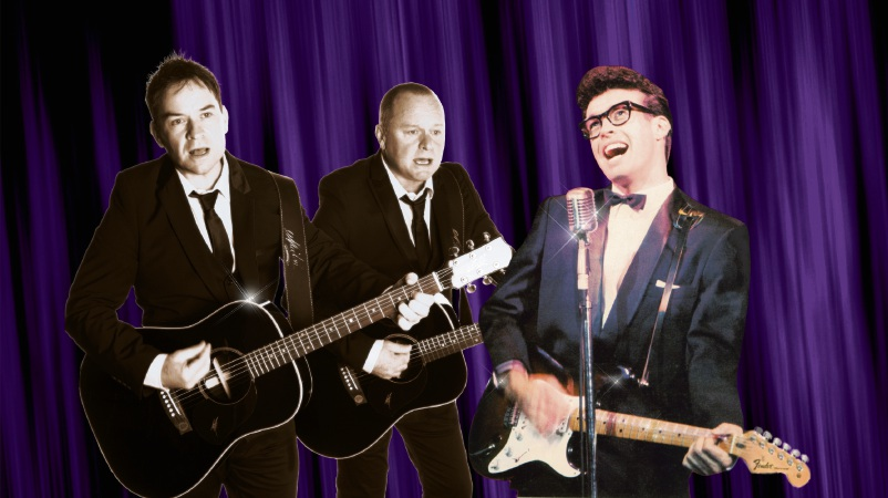 The Everly Brothers and Buddy Holly Together in Concert: tribute show hits Mandurah